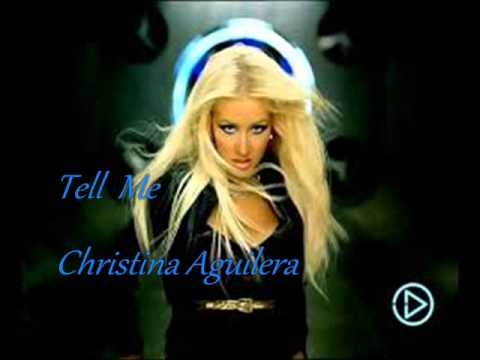 Tell Me - Christina Aguilera (Solo Version)