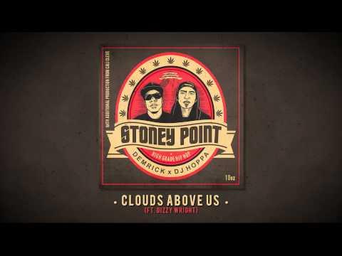 Download Demrick & DJ Hoppa - Clouds Above Us (feat. Dizzy Wright) (Audio) MP3