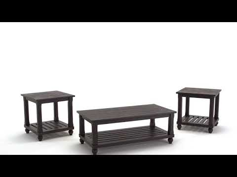Mallacar Occasional Table Set