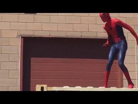 The Spider-Man Saga Day 8