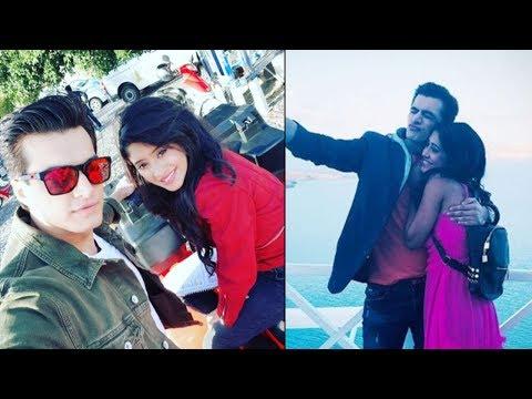 Mohsin & Shivangi of Yeh Rishta Kya Kehlata Hai Gr