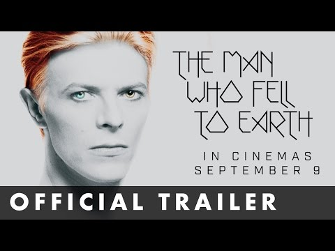 The Man Who Fell To Earth, 40th Anniversary Edition – Yours To Own October 24th