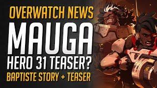 Overwatch Hero 31 MAUGA Teaser?!   Overwatch Kurzgeschichte veröffentlicht!• Overwatch Deutsch