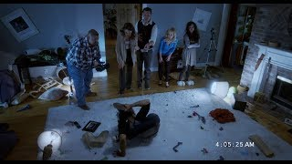A Haunted house 2 malcolm possessed funny scene