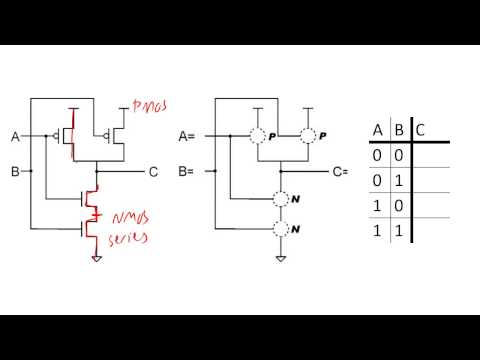 Video Building logic gates from MOSFET transistors download in MP3, 3GP, MP4, WEBM, AVI, FLV January 2017