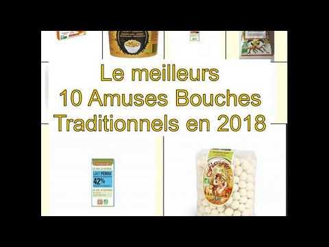 Las 10 mejores Amuses Bouches Traditionnels en 2018 (Le 10 meilleurs) (Le 10 meilleurs)