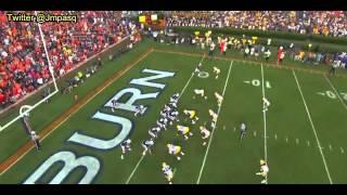 Sam Montgomery vs Washington & Auburn (2012)