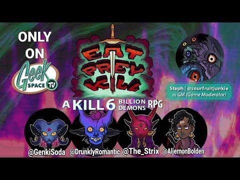 Eat Prey Kill - Season 1 - Episode 3 - Part 1