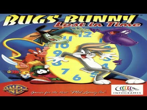 Live #1 -  Bugs Bunny Lost In Time - Playstation 1 (ePSXe)