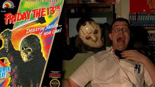Friday the 13th (NES) - Angry Video Game Nerd (AVGN)