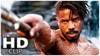 Video BLACK PANTHER: All Clips + Trailers (2018) MP3, 3GP, MP4, WEBM, AVI, FLV Maret 2018