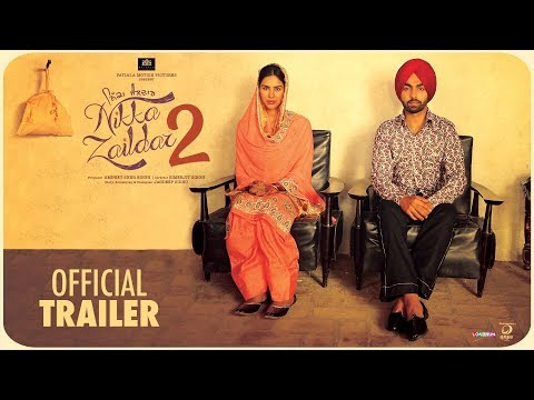 Nikka Zaildar 2 (official Trailer) Ammy Virk | Sonam Bajwa | Wamiqa Gabbi | Releasing On 22 Sep 2017 - Movie7.Online