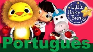 Os melhores vídeos educativos no YouTube - belíssima e colorida animação 3D em fantástico HD! Grande compilação da LBB! Agora disponível para compra/descargahttps://bamazoo.com/littlebabybumbrazilBrinquedos: http://littlebabybum.com/shop/plush-toys/© El Bebe Productions Limited