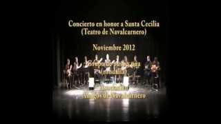 Concierto en honor a Santa Cecilia 2012