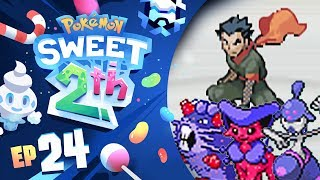 THE FINAL MEDAL Pokémon Sweet 2th Nuzlocke Ep 24 w/ TheKingNappy! by King Nappy