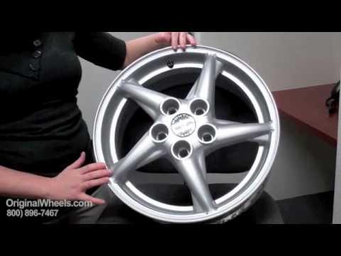Vibe Rims & Vibe Wheels - Video of Pontiac Factory, Original, OEM, stock used rim Co.