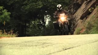 9. BMW F 700 GS: video dinamico