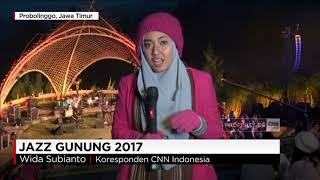 Pagelaran musik Jazz Gunung Bromo, kembali hadir tahun ini. Acara pentas musik jazz yang berlangsung selama dua hari, 18 dan 19 Agustus 2017 ini, sudah menginjak usia ke-9 . Dan dalam pergelaran kali ini, mengambil tema 'Merdekanya Jazz Meneguhkan Indonesia.Merdeka dalam Bhinneka adalah tema CNN Indonesia dalam perayaan ulang tahun kemerdekaan RI ke 72 atau kita bisa menyambutnya dengan Dirgahayu RI ke 72.  Merdeka dalam Bhinneka merupakan simbol kecintaan CNN Indonesia terhadap Indonesia sebagai tanah air dan bangsa yang berdaulat dan merdeka. Dirgahayu RI ke 72 di tahun 2017 ini. Ikuti berita terbaru di tahun 2017 dengan kemasan internasional berbahasa Indonesia, dan jangan ketinggalan breaking news 2017 dengan berita terakhir dan live report CNN Indonesia di https://www.cnnindonesia.com dan channel CNN Indonesia di Transvision. Follow & Mention Twitter kami :@myTranstweet@cnniddaily@cnnidconnected @cnnidinsight @cnnindonesia Like & Follow Facebook:CNN IndonesiaFollow IG: cnnindonesia