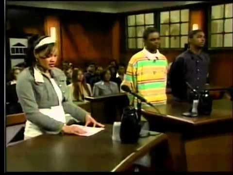 20 Second Judge Judy Case. HILARIOUS