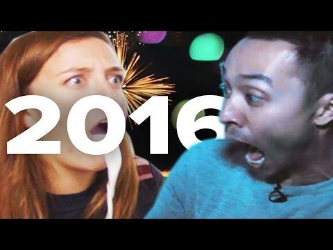 Best Of BuzzFeed 2016 (видео)
