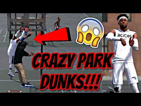NBA 2K18 MyPARK - FREDDY TAKING OVER THE PARK DUNKING ON EVERYBODY WITH KING SHAWN!! (видео)