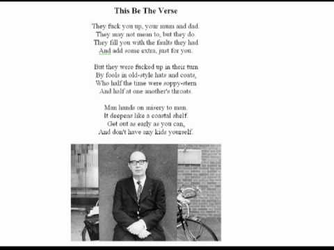 Vido de Philip Larkin