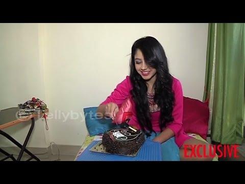 Niti Taylor's birthday celebrations continues