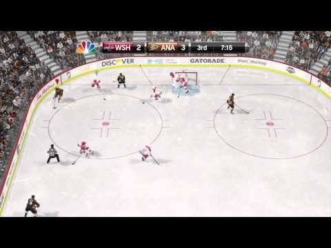 Nhl 15 highlight goal