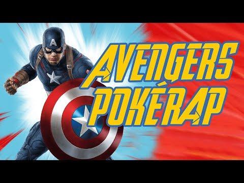 Avengers Pokémon Rap!