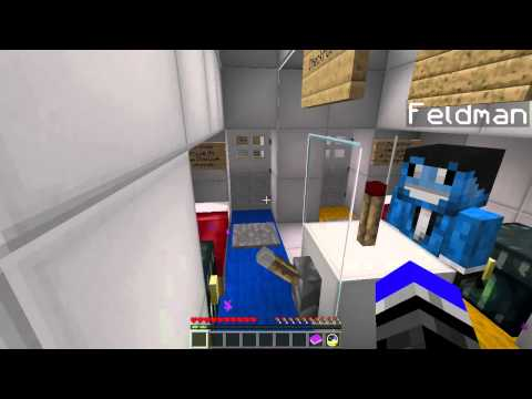 Minecraft Escape #24 - Bremu & Feldman - Multi Escape 1/3