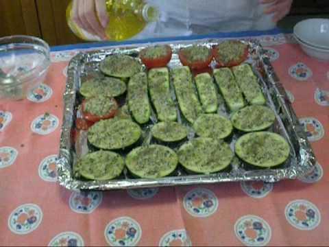 verdure gratinate - ricetta