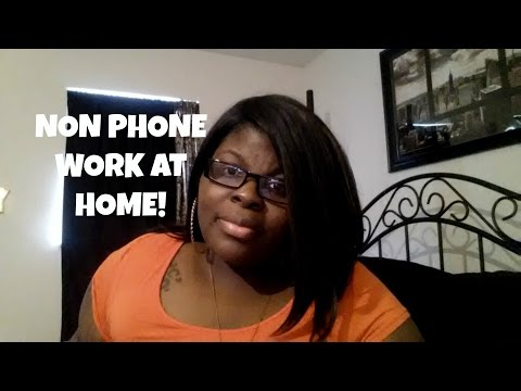 Legit Non Phone Work at Home Job $13 per hour HIRING NOW