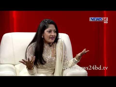 Apon Bhubon with Humaira Himu 01/02 আপন ভুবন- হুমায়রা হিমু on NEWS24
