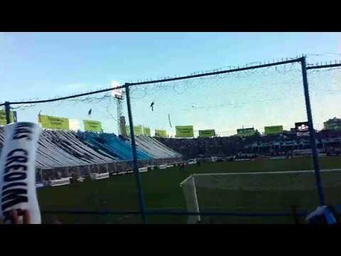 El recibimiento de atletico tucuman - La Inimitable - Atlético Tucumán