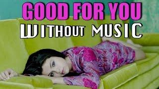 GOOD FOR YOU - Selena Gomez (House of Halo #WITHOUTMUSIC parody)