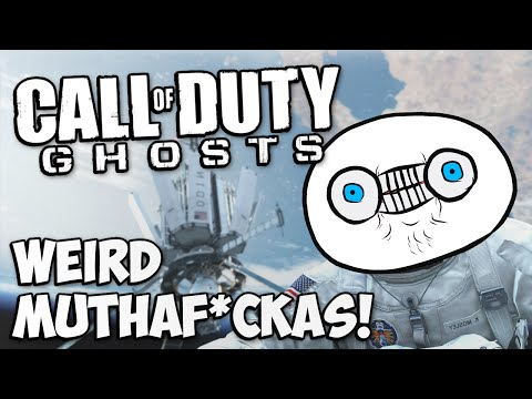 WEIRD MUTHAFUCKAS! (Call of Duty: Ghosts Funny Moments)