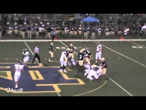 Mike Ramos Junior Highlight NDHS Football 2013