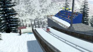 Ski Jump Giants 13 FREE YouTube video