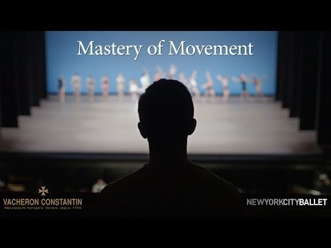 Mastery of Movement: NYC Ballet and Vacheron Constantin