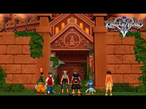 KINGDOM HEARTS 2 FINAL MIX #40 - O Segredo da Mansão de Twilight! (Legendado e Traduzido em PT-BR)