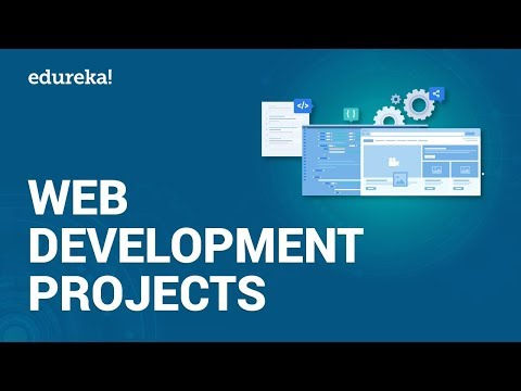 Web Development Projects   Web Development Project Ideas For Beginners   Edureka