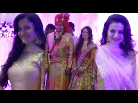 Ameesha Patel, Elli Avram And Others At Karishma J