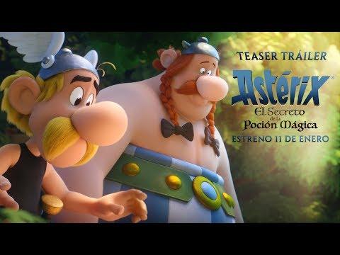 Asterix: el secreto de la poción mágica - Teaser tráiler español?>