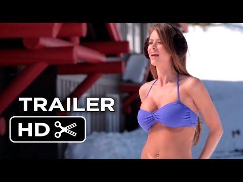 Avalanche Sharks Official Trailer 1 (2015) - Alexander Mendeluk Horror Sci-Fi Film HD