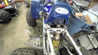 1. How To Remove Your Yamaha Blaster Engine