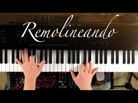 Remolineando - Piano Tutorial