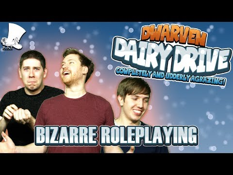 roleplaying - To end the 1st night of our livestream, we get downright weird by acting out strange character suggestions given by donators. See where our tainted minds tak...