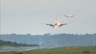 Video Landing Garuda Indonesia, Sriwijaya Air, dan Batik Air di Bandara DEO Kota Sorong Papua MP3, 3GP, MP4, WEBM, AVI, FLV Oktober 2018
