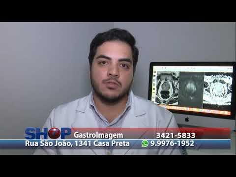 Ressonância na prevenção contra o Câncer de Próstata