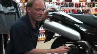 8. Suzuk 2007 V-Strom 1000 Stock Suspension Evaluation